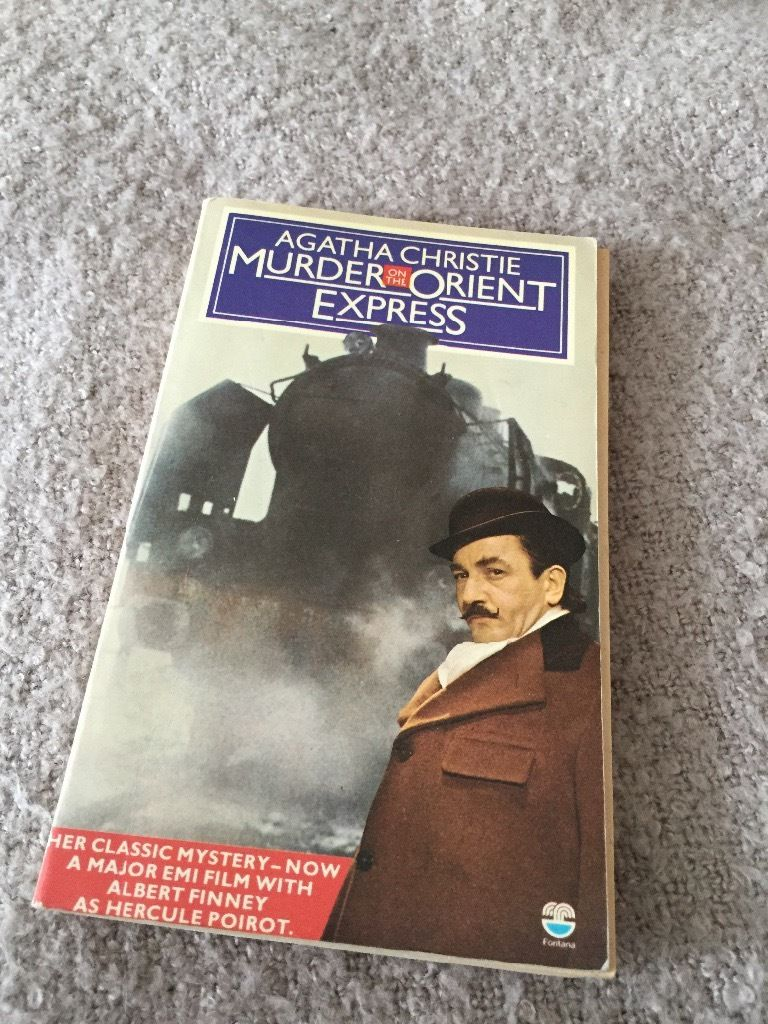 Murder on the orient express-Agatha Christie
