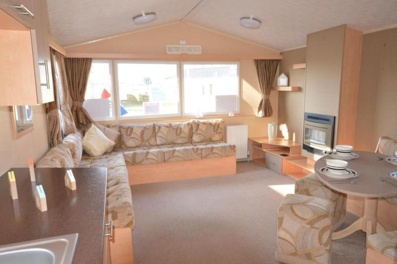 Static Caravan Steeple, Southminster Essex 3 Bedrooms 8 Berth Willerby Allure
