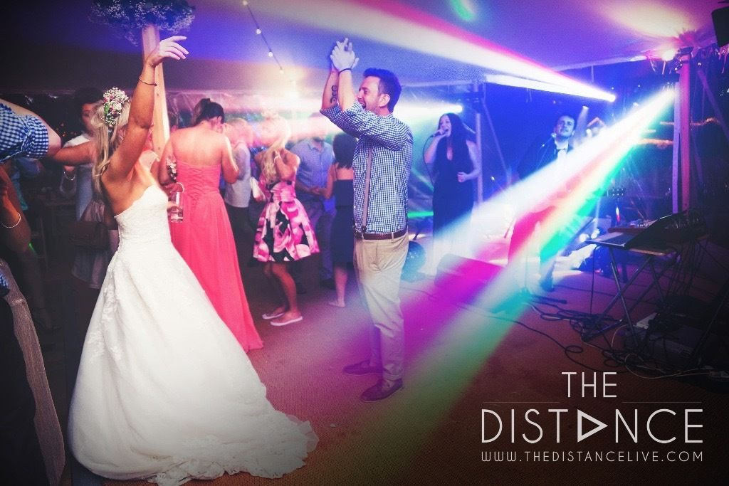 Acoustic Wedding band - ceremony, champagne reception, evening reception + DJ!