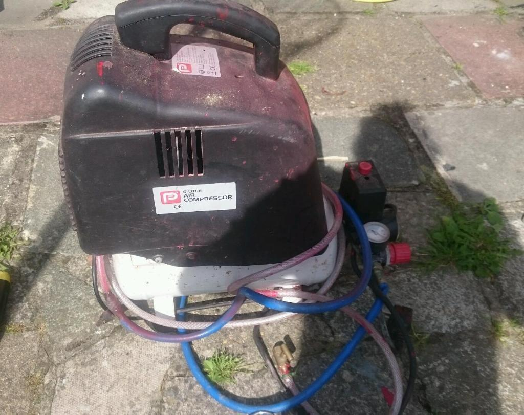 Air Compressor 6Ltr low noise
