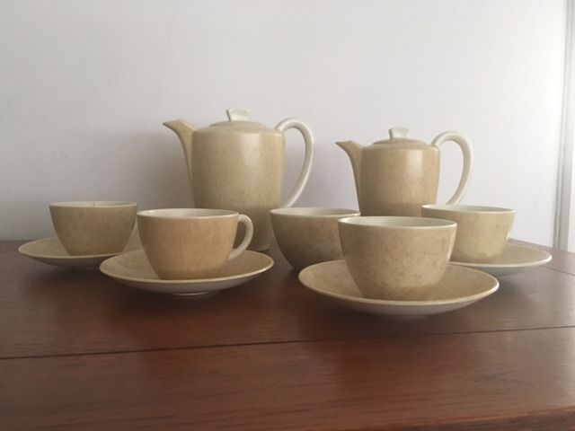 Poole Pottery: Retro Classic Tea / Coffee Set