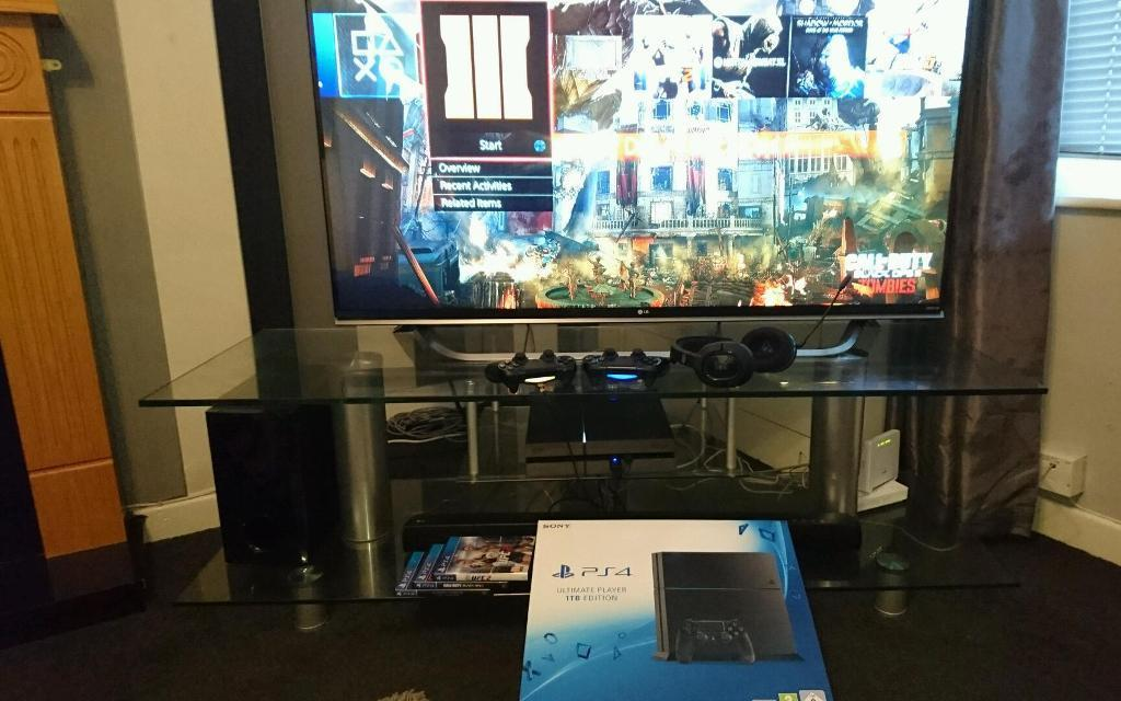 New model 1trb ps4 and extras