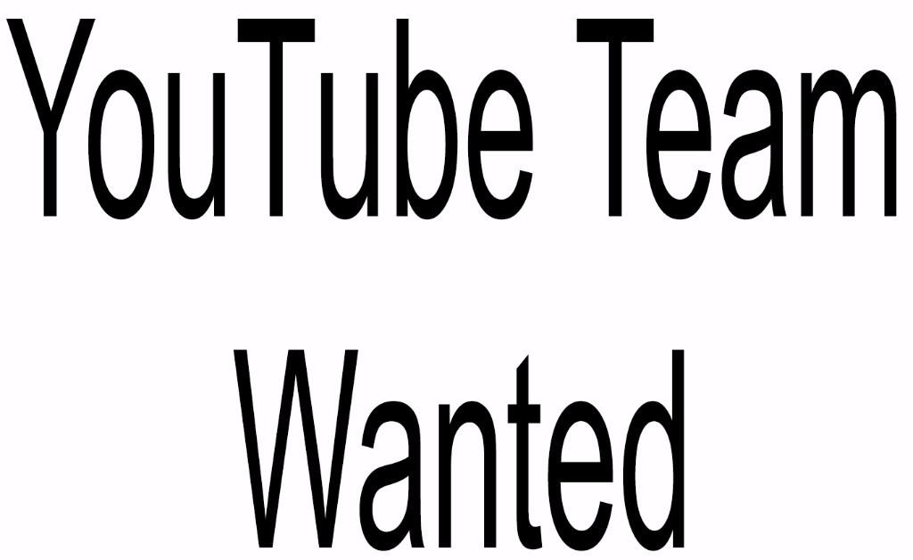 Youtube Team Wanted For Acting Singing Pranks Social Experiments To Start A New Channel Fun & Laughs