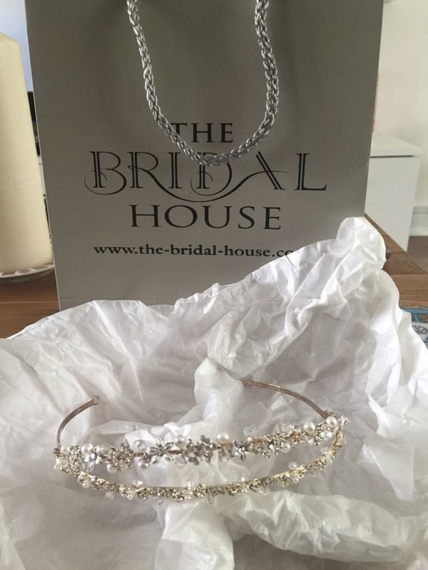 New Bridal tiara for sale