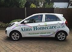 Domiciliary Care Assistant Required - Great Rate Of Pay! + Car & Fuel!
