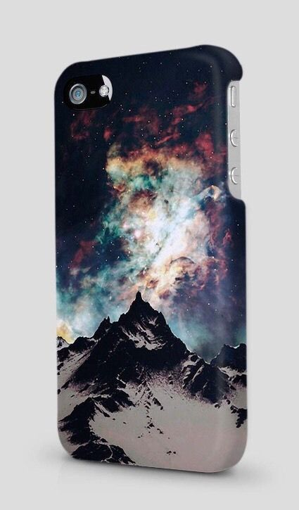 GALAXY NEBULA SPACE COSMOS CASE HARD COVER FOR IPHONE 6 NEW