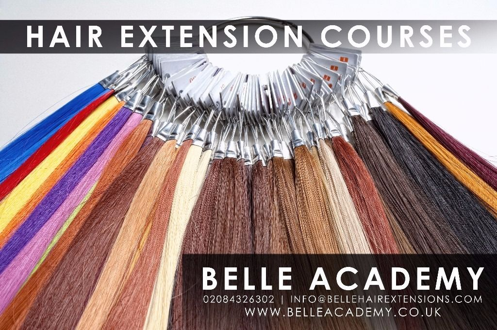 ACCREDITED HAIR EXTENSION TRAINING COURSE IN NOTTINGHAM WEDNESDAY 20TH JULY 2016
