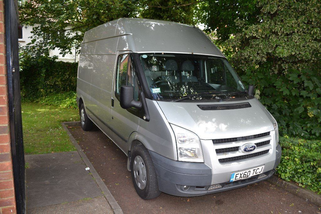 Man with Van, Delivering Service throughout the UK