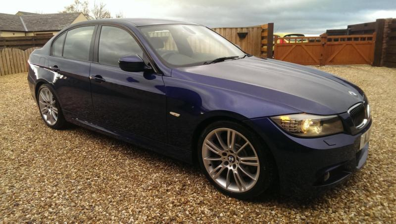 2011 BMW 335 D AUTO M SPORT INTERLAGOS BLUE *12 MONTHS WARRANTY*