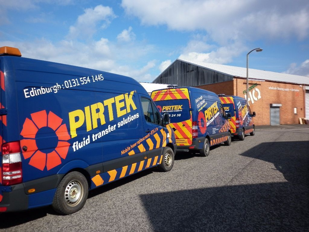 Mobile Service Technician with Pirtek Edinburgh
