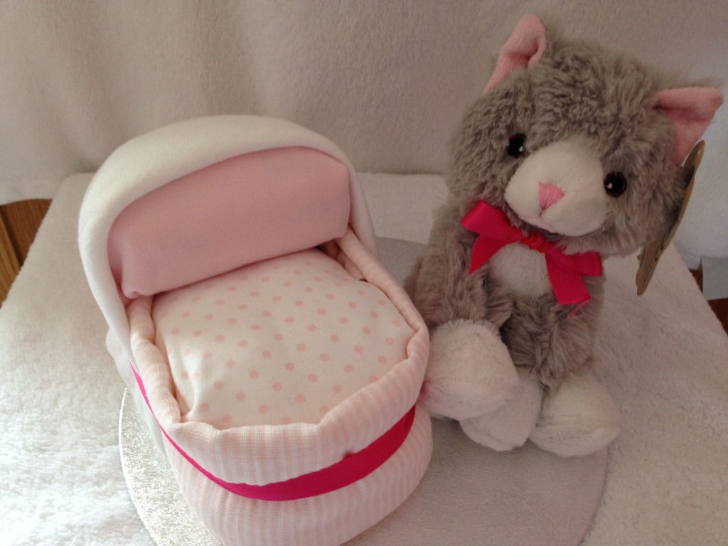 Make Nappy Baby Cakes & Other Crafts