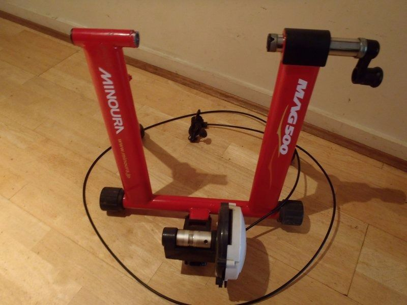 Minoura Mag 500 Cycle Trainer
