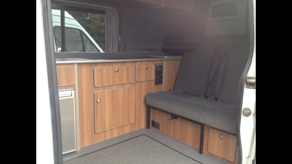 Mercedes 5 Berth Campervan Hire