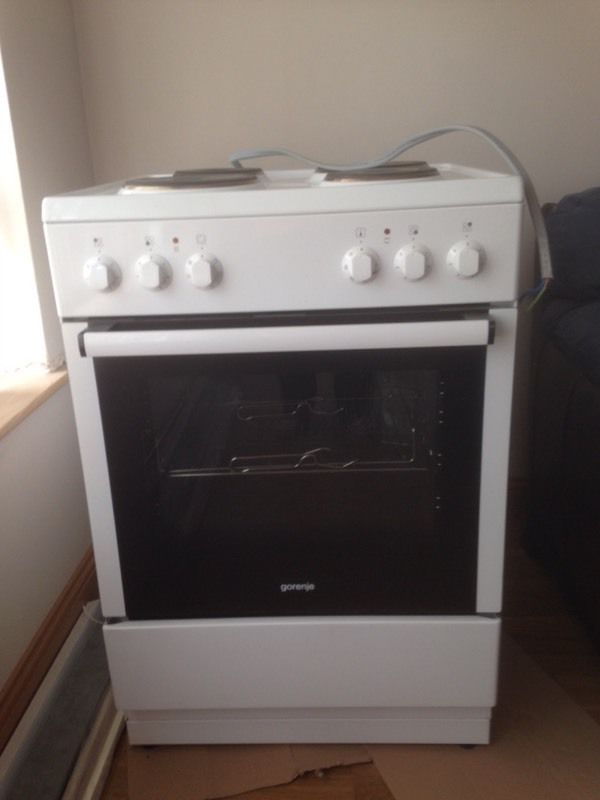 BRAND NEW Freestanding 60cm electric cooker