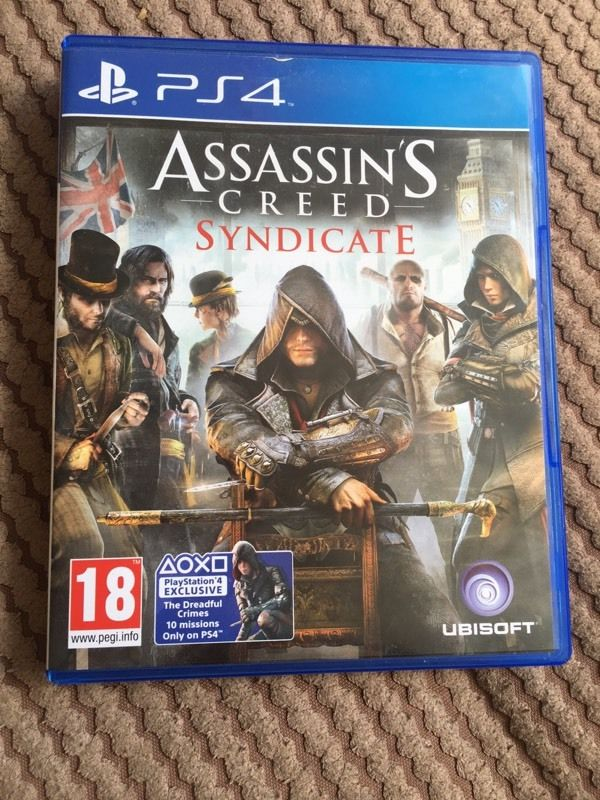 Assassins creed ps4