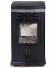 New real flame portable gas heater