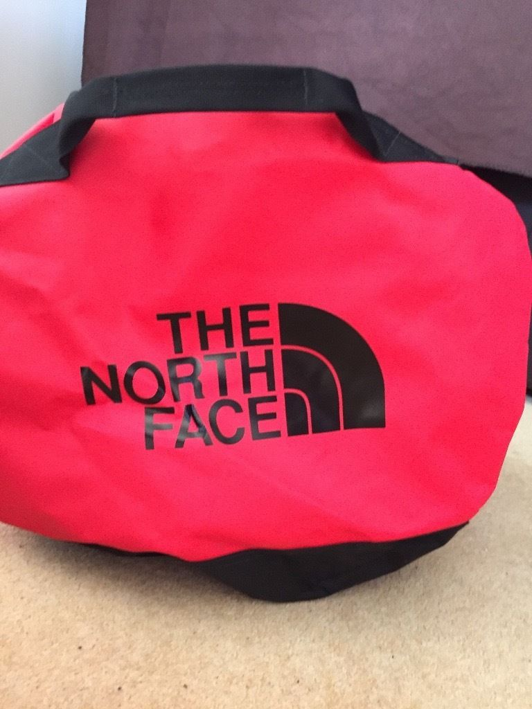 North Face Base Camp Duffel Bag - Size XXL Brand New in RED