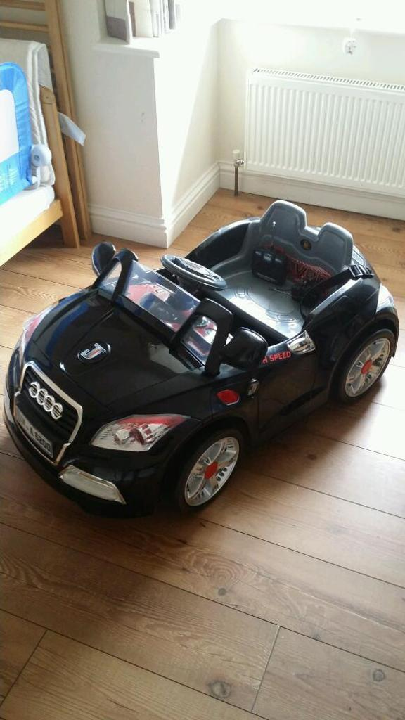 Children's Electronic Toy Car