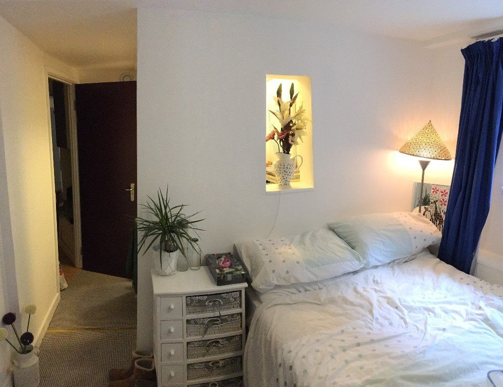 Short term one month double room available in house share