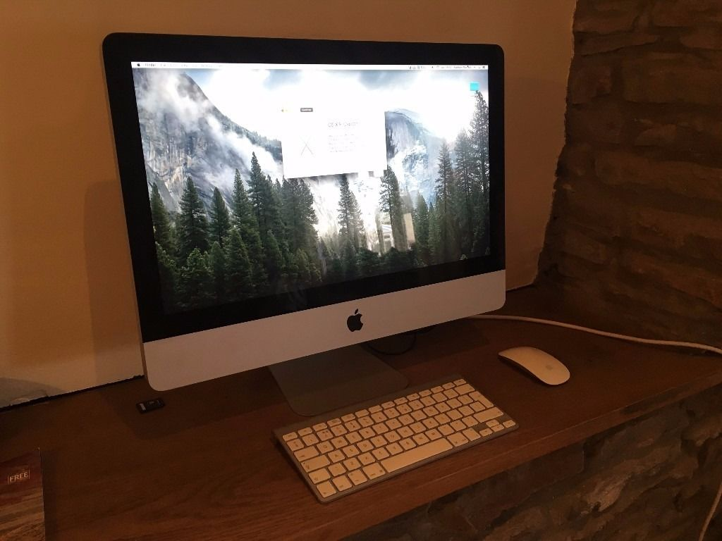 Apple iMac 21.5 12GB 3.06GHZ 500GB