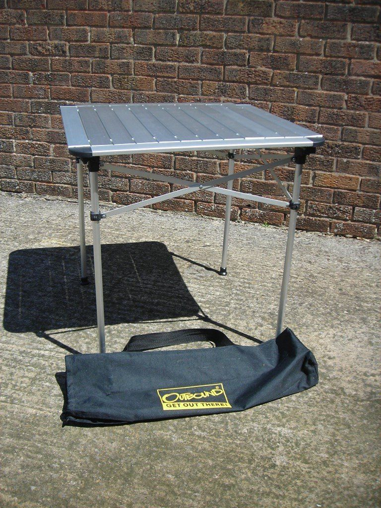 OUTBOUND CAMPING TABLE