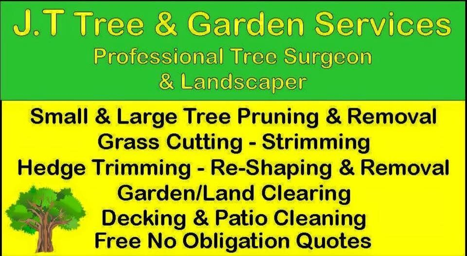 JT Tree & Garden Services