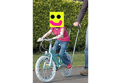 Childrens bike Balance Buddy