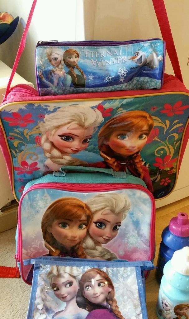 Back to school girls backpacks