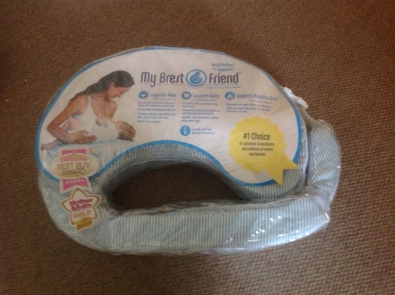 My Brest Friend feeding cushion - new and unused