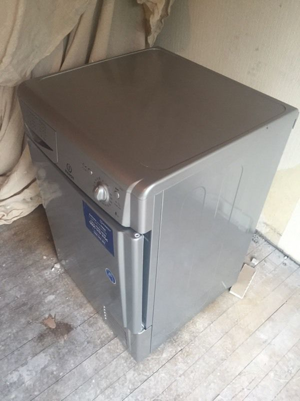 Tumble dryer - perfect condition - less than 1 year old
