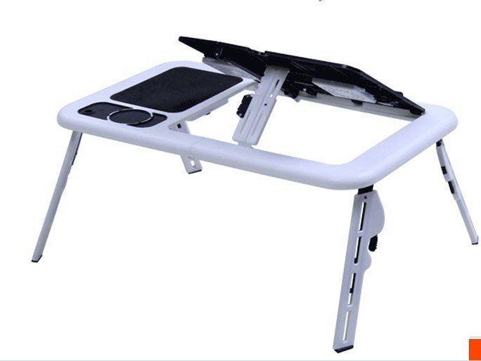 Adjustable Folding Laptop Computer Desk