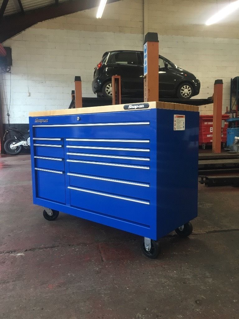 """SNAP ON 55"""" roll cab"""