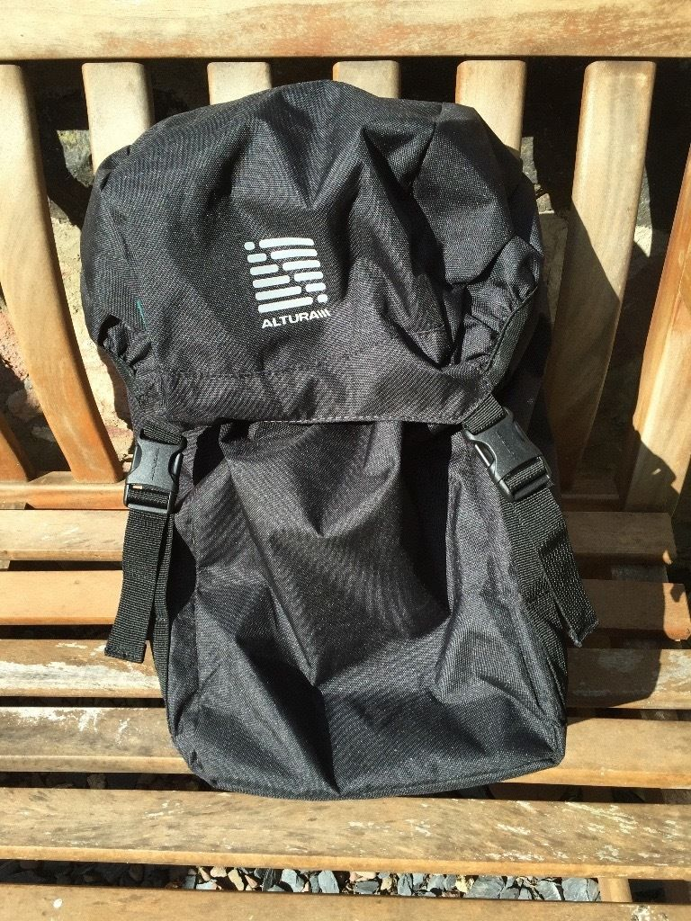 Cycle Panniers made by Altura. High Quality. Used only once, like new.