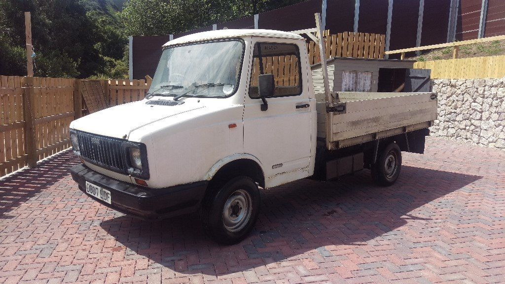Freight rover sherpa 200 1987