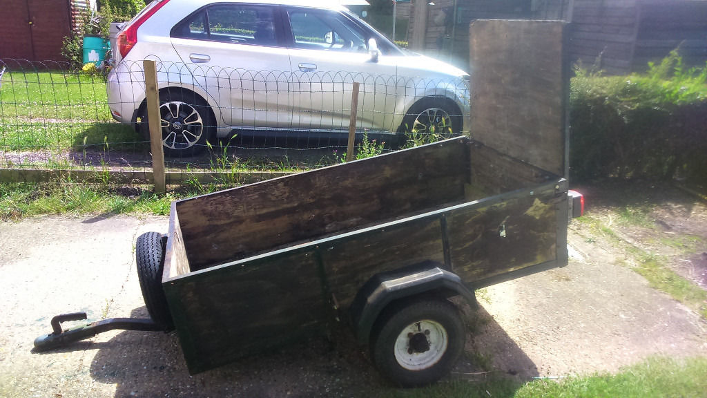 Trailer for sale 5'x3'