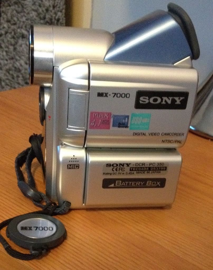 Sony Digital Camcorder