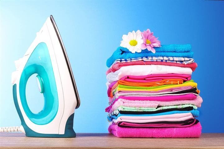 Professional domestic ironing service collected from your home and delivered back