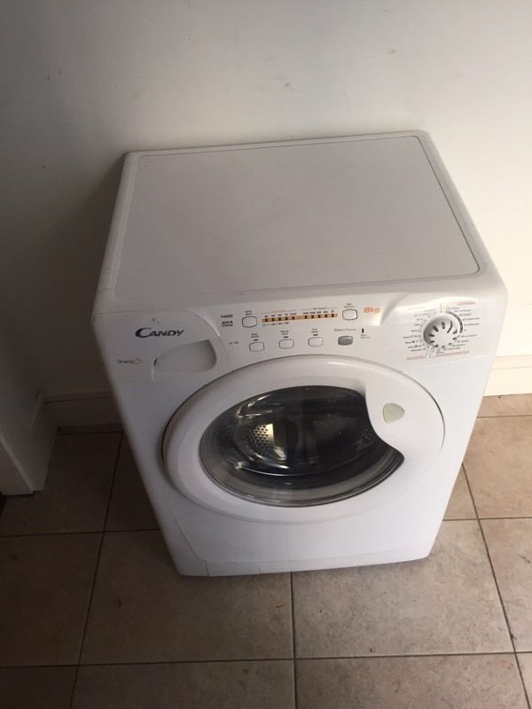 Candy washing machine no longer needed in great condition