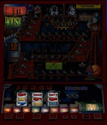 Haunted House Fruit Machine WANTED