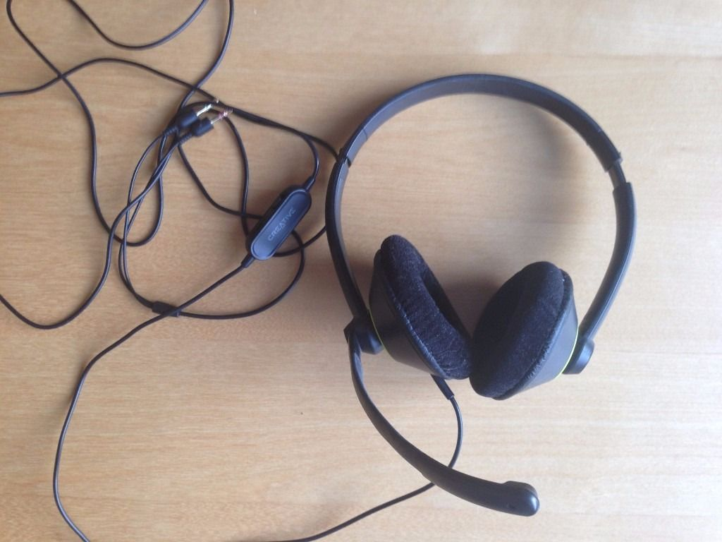 Creative Labs HS-450 Gaming Headset
