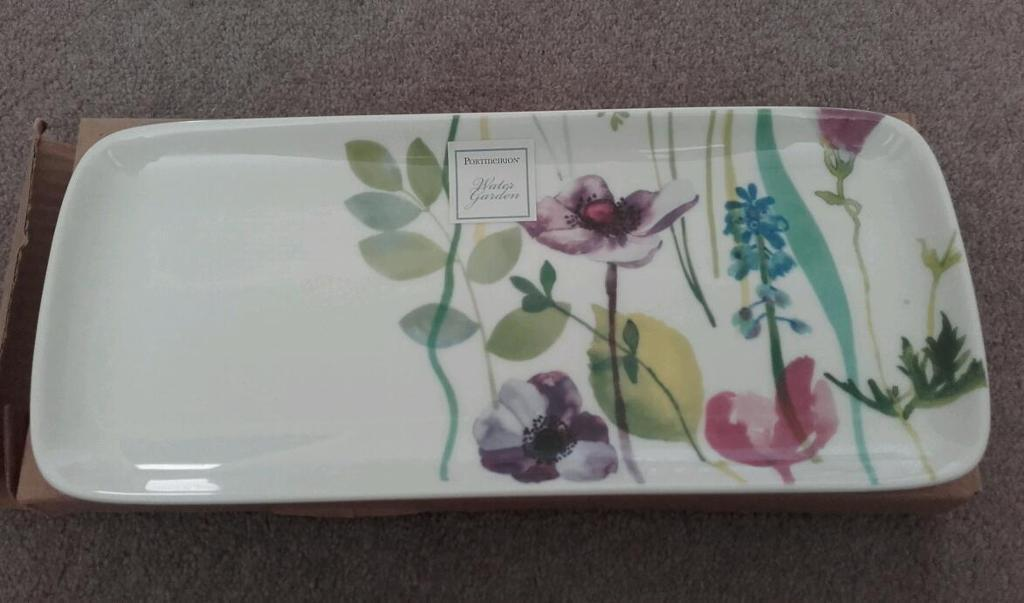 Portmeirion sandwich tray