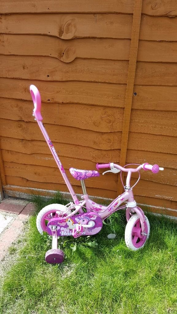 Girls Bike 12""