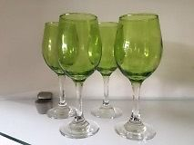 Glasses - selection of good quality glass ware.