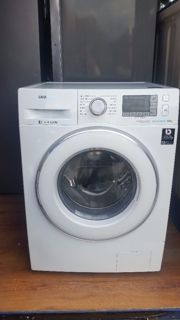 SAMSUNG WASHING MACHINE 9 KG MODEL WF90F5E5U4W 9KG A+++ BRAND NEW