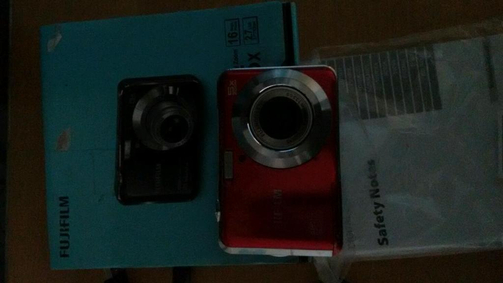 FUJIFILM DIGITAL CAMERA 16MEGA PIXELS