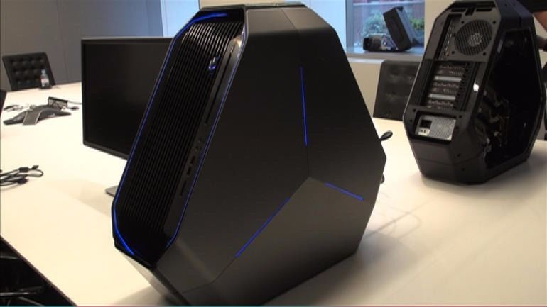 Alienware Area 51 5960x Dual GTX1080 SLI - Possible Swap for latest Mac Pro