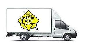 Man & Van Hire House Removal Piano/ Bike Moving Luton Mover Delivery/ Collection Rubbish Clearance