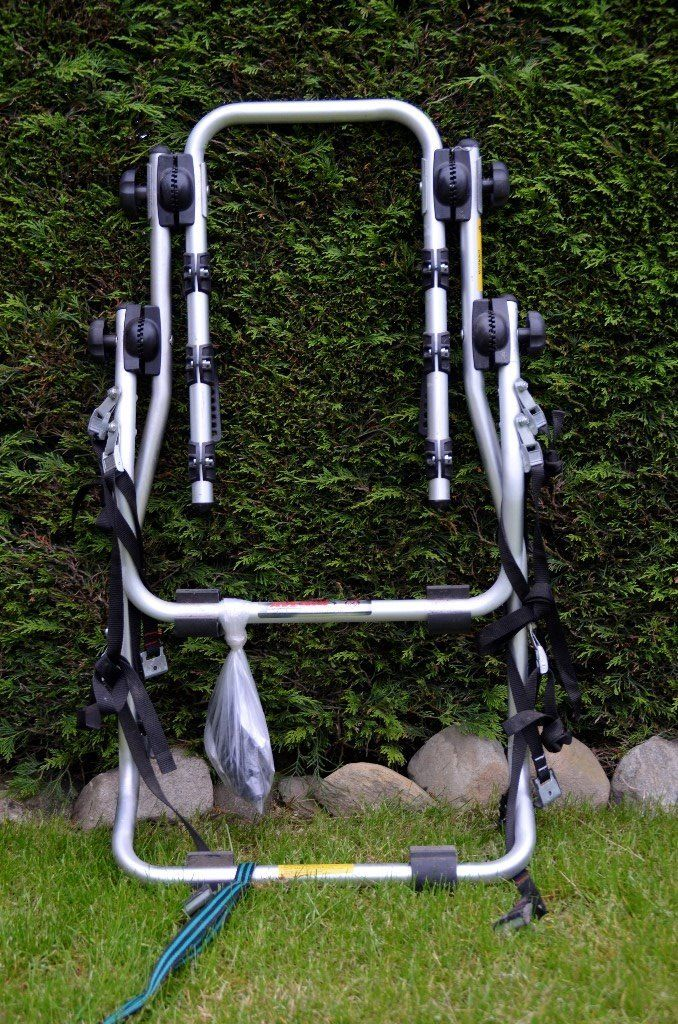 Universal 3 Bike Cycle Rack / Bike Stand