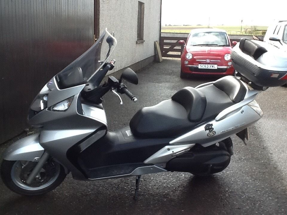 Honda silver wing 600cc scooter low mileage