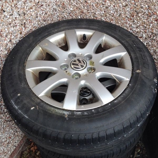 Alloy wheels with tyres need gone ASAP